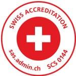 Logo für die Kalibrierung nach ISO/IEC 17025
