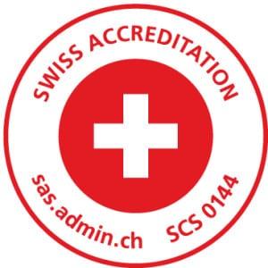 Akkreditierungs Zeichen