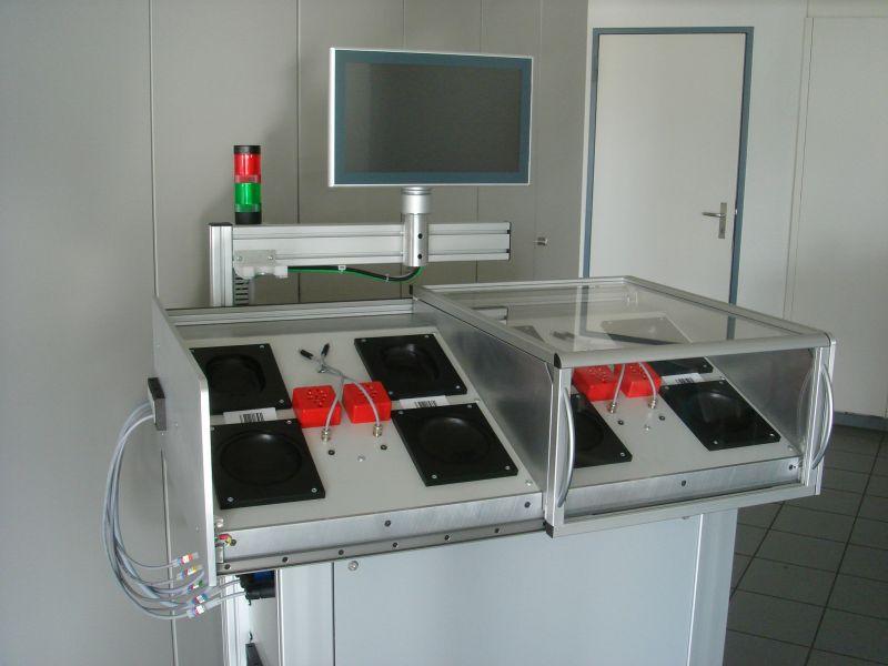 Prüfsystem nach EN 60601