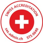 Logo als Prüfstelle nach ISO/IEC 17025