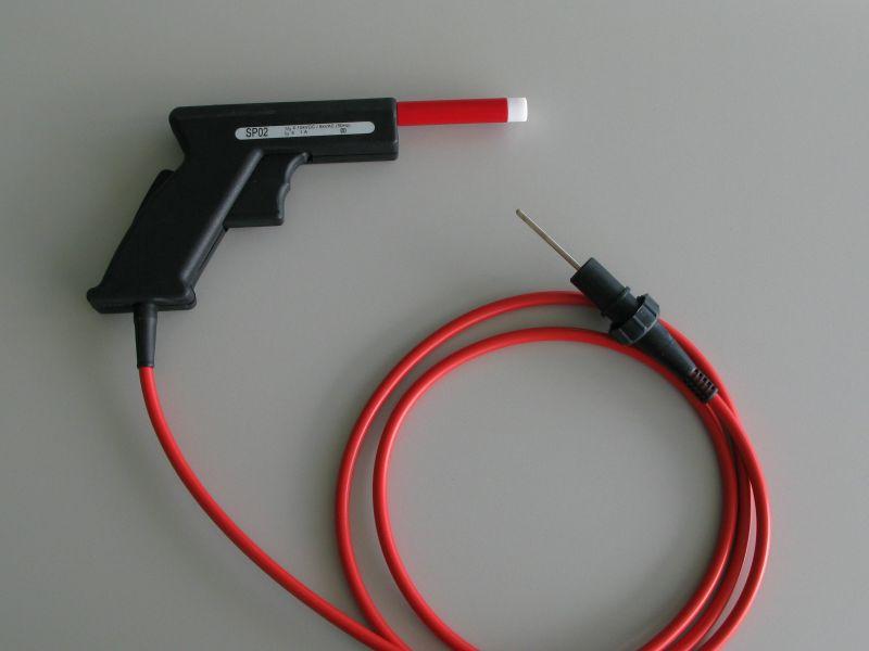 HV-Prüfpistole SP02
